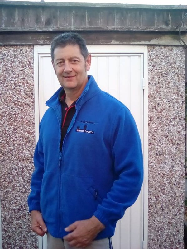 Lancaster Fleece (Blue)