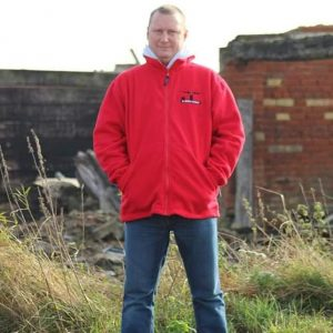 Lancaster Fleece (Red)