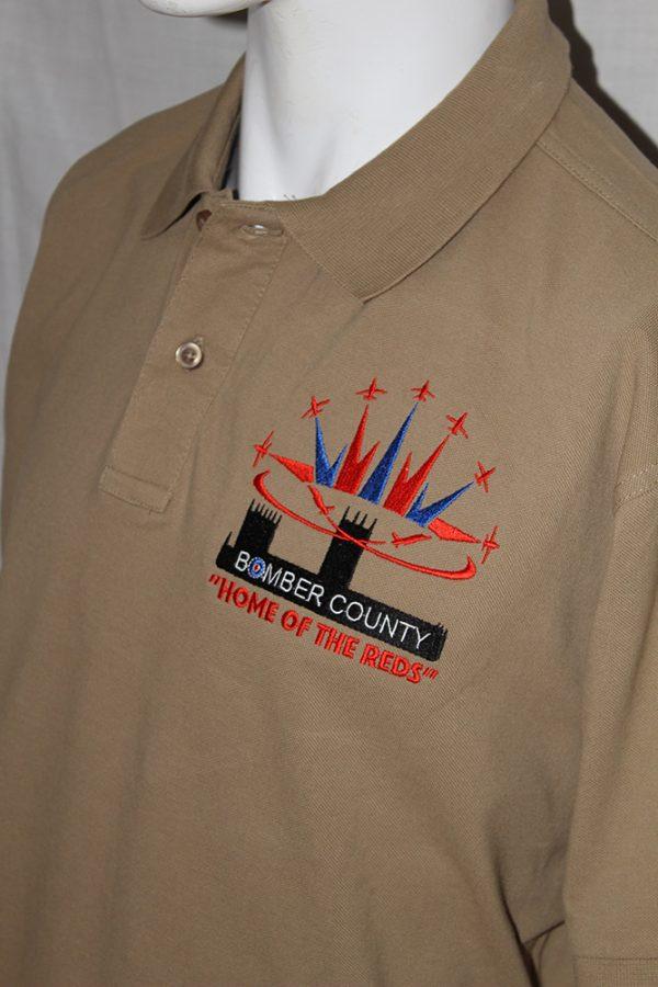 Red Arrows Polo Shirt - Khaki
