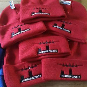 Beechcraft Beanie (Red)