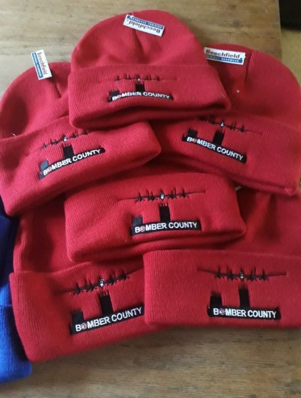 Beechcraft Beanie (Red)