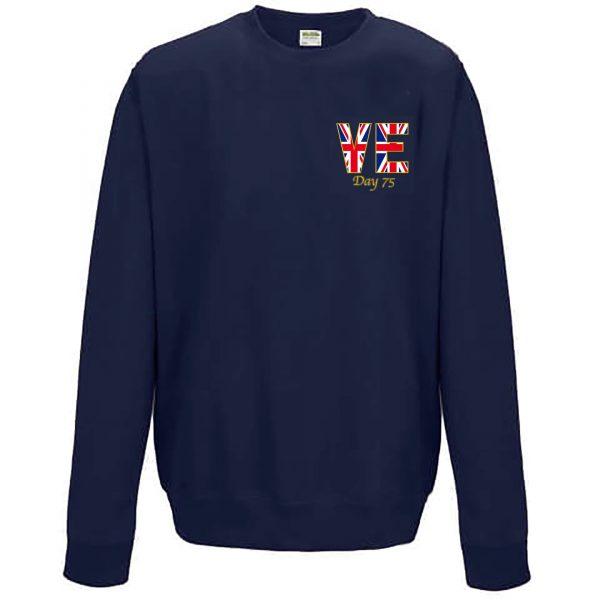 VE Day 75th Anniversary Sweatshirt