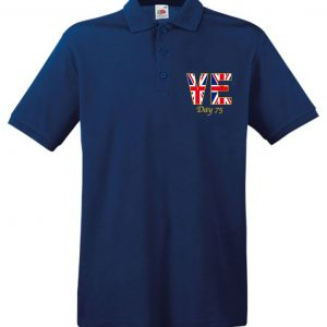 VE Day 75th Anniversary Polo Shirt