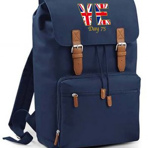 VE Day 75th Anniversary Laptop Rucksack