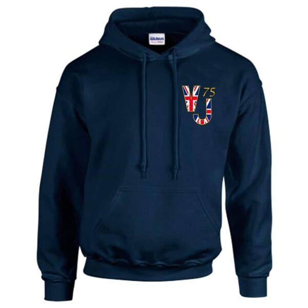 VJ 75 Hooded Sweatshirt