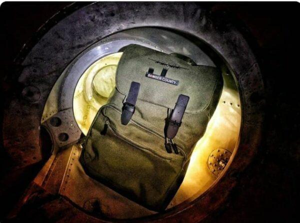Lancaster Bomber Backpack