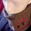 Red Arrows Snood (2)(Grey)
